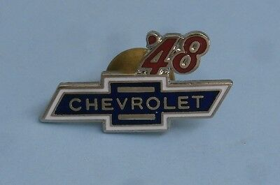 1948 Chevrolet Car Truck vintage hat pin lapel pin tie tac collector button