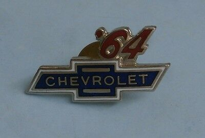 1964 Chevrolet Car Truck vintage hat pin lapel pin tie tac collector button