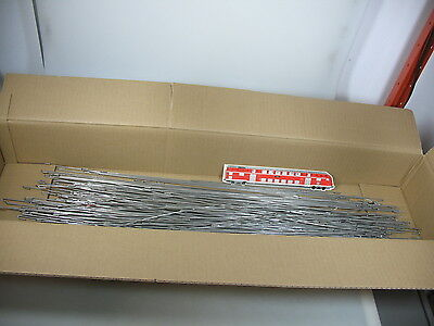 AJ498-4# 280x O gauge/1/G (?) metal wire/Contact wires for Overhead line