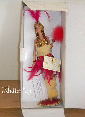 Florence Maranuk Collectible Doll Show Stoppers A110 SHOW GIRL Retired NIB