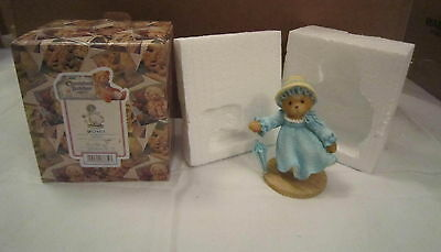 Cherished Teddies by Enesco THERESA You Have Such Wonderful Grace NEW nib 662461