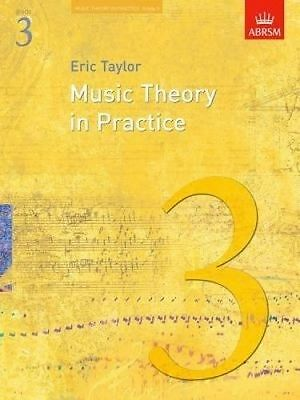 Music Theory In Practice ABRSM Grade 3 - Same Day P+P