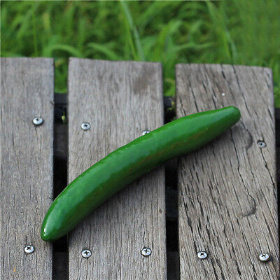Artificial Fake Cucumber Vegetables Kitchen Decor Photography Props