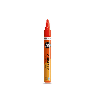 Molotow One4All 227Hs - Acrylic Paint Marker Pen With 4Mm Tip - Refillable