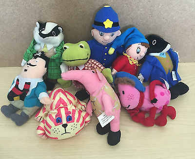 Mcdonalds Disney Soft Toy TV /& Film Various Characters