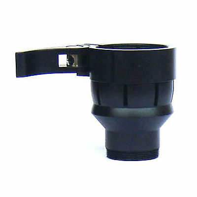 New Ion Clamping FeedNeck feed neck ( Black)