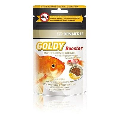 Dennerle Goldy Booster - 100 ml, Goldfischfutter