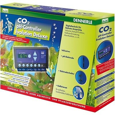 Dennerle pH Controller Evolution DeLuxe