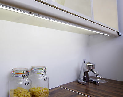 Led Linkable Kitchen Under Cabinet Strip Lights Link Light Warm White Switched