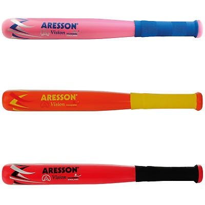 Aresson Vision Rounders Bat Decorated Non Slip Grip Baseball Bat rrp£16