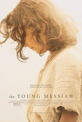 Young Messiah -  original DS movie poster  D/S 27x40