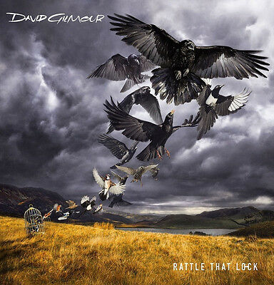 DAVE GILMOUR 'RATTLE THAT LOCK' NEW SEALED 180g VINYL LP +MP3 CODE