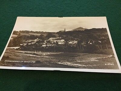 Old Postcard Enniskerry Co Wicklow