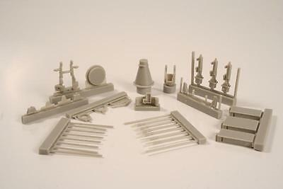CMK 8050 WWII German 2 cm MG 151/20 Drilling in 1:48