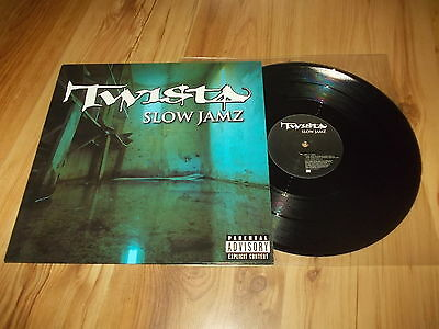 "Twista-Slow jamz-2004 12"" single"