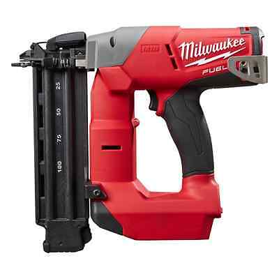 New Milwaukee 2740-20 M18 Fuel 18 Volt Cordless 18Ga Brad Nailer Tool 5/8 -2 1/8