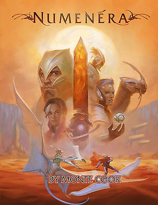 Numenera Role Playing Game Core Book