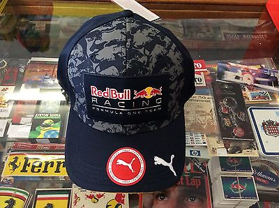 Red Bull Racing Formula One Team Cap 2016 Flexi Fit Size Large/xlarge