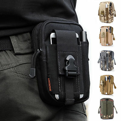 Outdoor Tactical Waist Fanny Pack Purse Military Travel Camping Hiking Bag