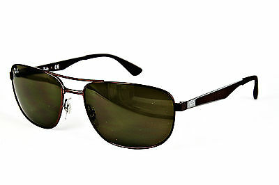 Ray Ban Sonnenbrille / Sunglasses RB3528 012/73 58[]17 3N  //498(41)