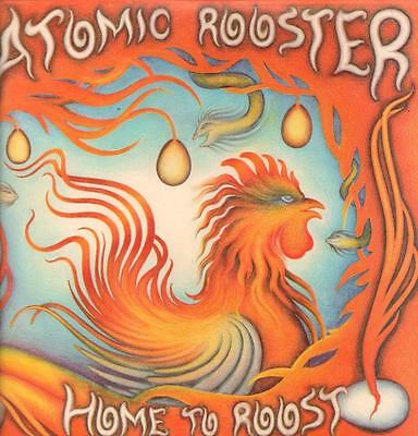 """Atomic Rooster(2x12"""" Vinyl LP Gatefold)Home To Roost-Mooncrest-CRD 2-NM/NM+"""