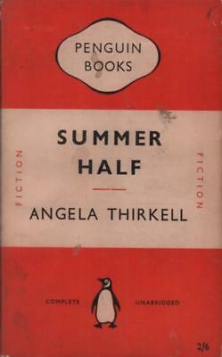 Summer Half(Paperback Book)Angela Thirkell-Penguin-UK-1951-Acceptable