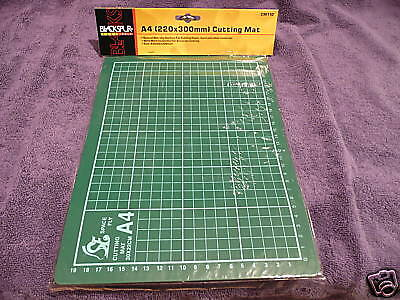 Hobbys Crafts New A4 Size Cutting Marking Mat Free P&p