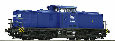 "Roco TT 36350 diesel locomotive BR 204 PRESS "" novelty 2016 + construction"""