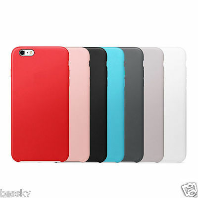Ultra-thin Luxury PU Leather Original Case Cover Skin For Apple iPhone 6 6S Plus