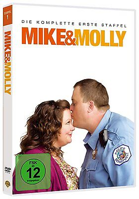 3 DVD-Box ° Mike & Molly ° Staffel 1 ° NEU & OVP
