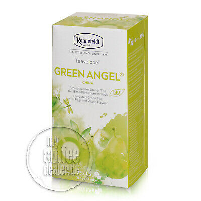 Ronnefeldt Teavelope Green Angel BIO 25 Beutel