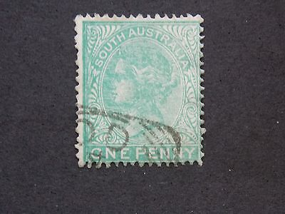 (1) USED Australian stamp Scott # 57-Queen Victoria