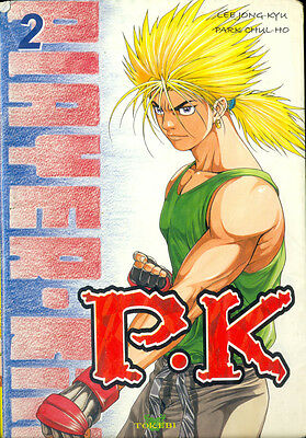 P.k Player Kill Tome 2 Edition 2004 Francais