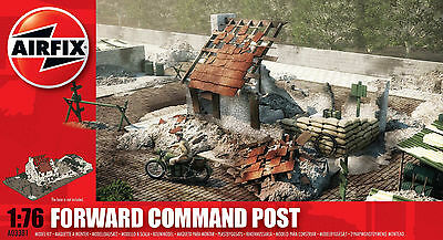 AIRFIX® A03381 Forward Command Post in 1:76