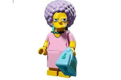 LEGO 71009 MINIFIGURES The Simpsons series 2 #12 Patty with unused code