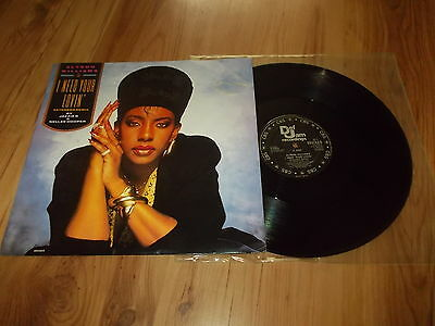 "Alyson Williams-I need your lovin'-1989 12"" single"
