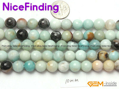 Natural Amazonite Beads For Jewelry Making Gemstone Loose Beads Lot  Wholesale