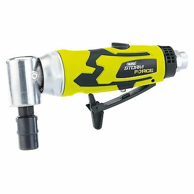 Draper Tools/Workshop Storm Force 90 Degrees Mini Air Angle Die Grinder - 65137