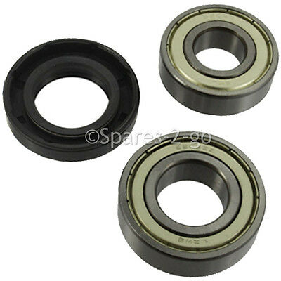 2nd Type Drum Bearing & Seal Kit for ELECTROLUX Washing Machine 6207ZZ 6206ZZ