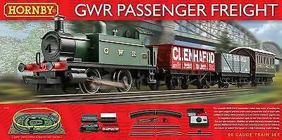 Direct from Hornby - R1138 GWR Passenger Freight Train Set