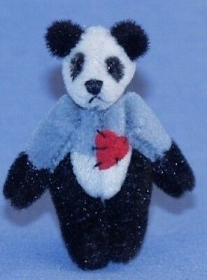 Deb Canham Dollhouse Collection Mei Mei Panda - LE 1000