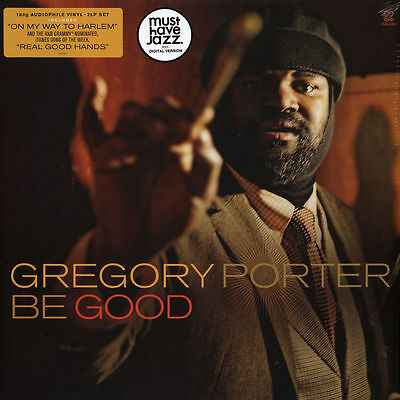 Gregory Porter 'Be Good' Special Edition 2 x Vinyl LP NEW AND SEALED