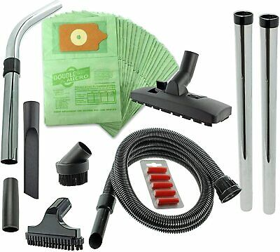 Spare Parts for HENRY Hetty Vacuum Hoover 2.5m Hose Tools Rods + 20 Bags + Fresh