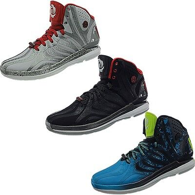Adidas D Rose 4.5 men's basketball boots miCoach-ready basketball shoes NEW