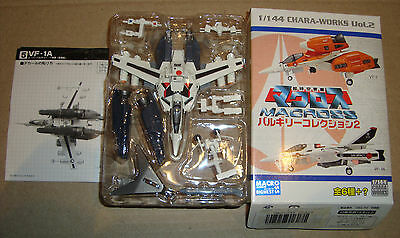 MACROSS 1/144 CHARA-WORKS 2 Ichijo's VF-1A Super Valkyrie (movie vers) - F-TOYS
