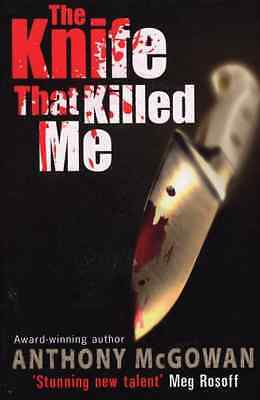 The Knife That Killed Me (Definitions) - McGowan, Anthon NEW Paperback 03-Apr-08
