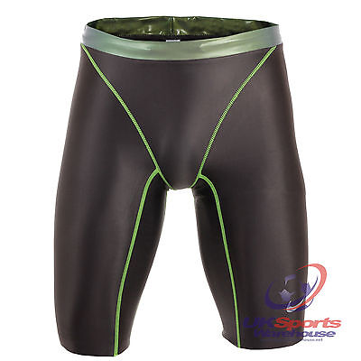 Nike Swift Mens Professional Speed Swimming / Triathlon Fastskin Jammers rrp£130