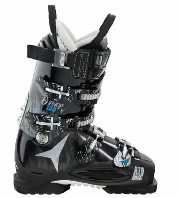 2013 Atomic Burner 130 Transparent Black 26.5 Men's Ski Boots