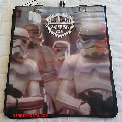 Star Wars Shopping Tote Bag - Stormtroopers Are So Precise - New Limited Edition
