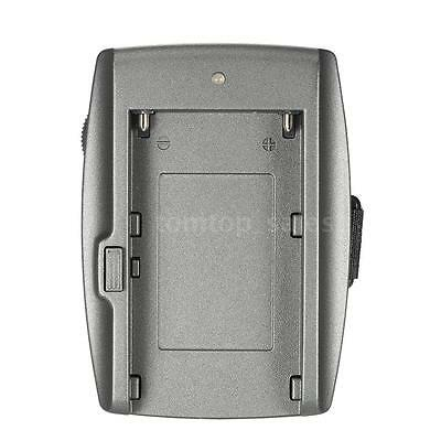 Battery Back Pack Plate Power Supply for SONY NP-F 970 F750 F550 BMCC BMPCC A3B9